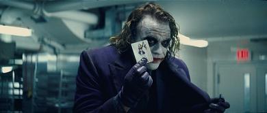 開眼電影網:Joker 劇照-鬼牌名片
